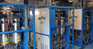 McPhy: cresce il fatturato semestrale grazie ai nuovi ordini per maxi-progetti a idrogeno