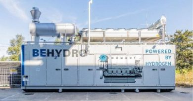La belga BeHydro lancia sul mercato il primo motore ibrido idrogeno-diesel