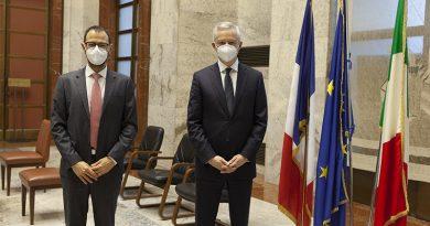 Incontro Patuanelli-Le Maire: anche l'idrogeno tra gli ambiti di collaborazione discussi dai due ministri