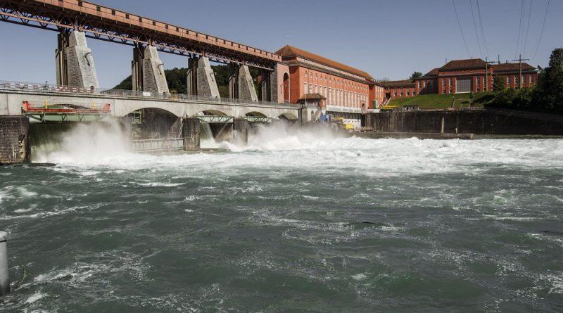 Axpo produrrà idrogeno verde nella sua centrale idroelettrica di Eglisau-Glattfelden, in Svizzera