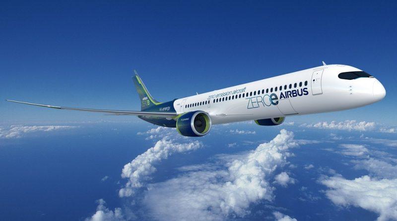 Aerei a idrogeno: Airbus vara due nuovi centri di ricerca in Francia e Germania per lo sviluppo dei serbatoi