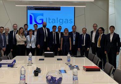 Italgas: 'repurposing' della rete per biometano e idrogeno al centro del nuovo Piano Strategico da 7,9 miliardi