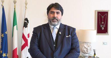 """Solinas: """"La Sardegna può essere regione pilota della transizione energetica verso l'idrogeno"""""""